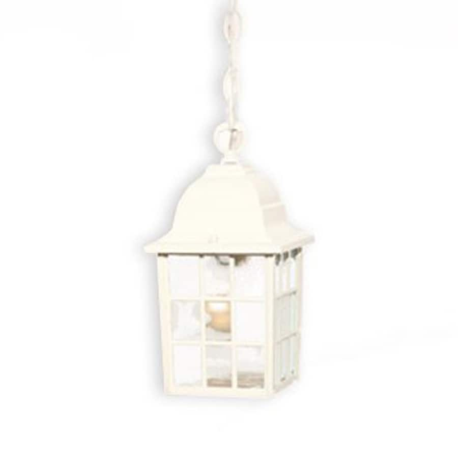 Shop Acclaim Lighting Nautica 11 In Textured White Outdoor