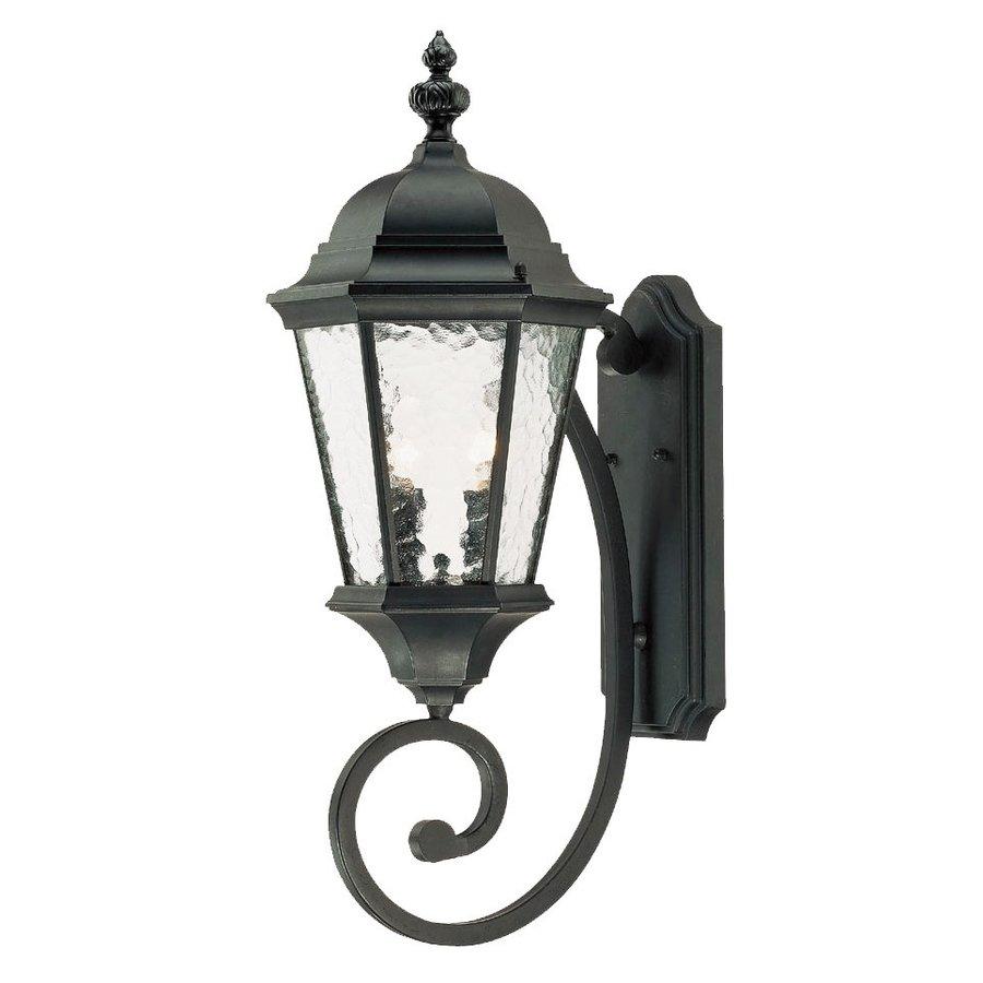 Acclaim Lighting Telfair 24-in H Matte Black Outdoor Wall Light