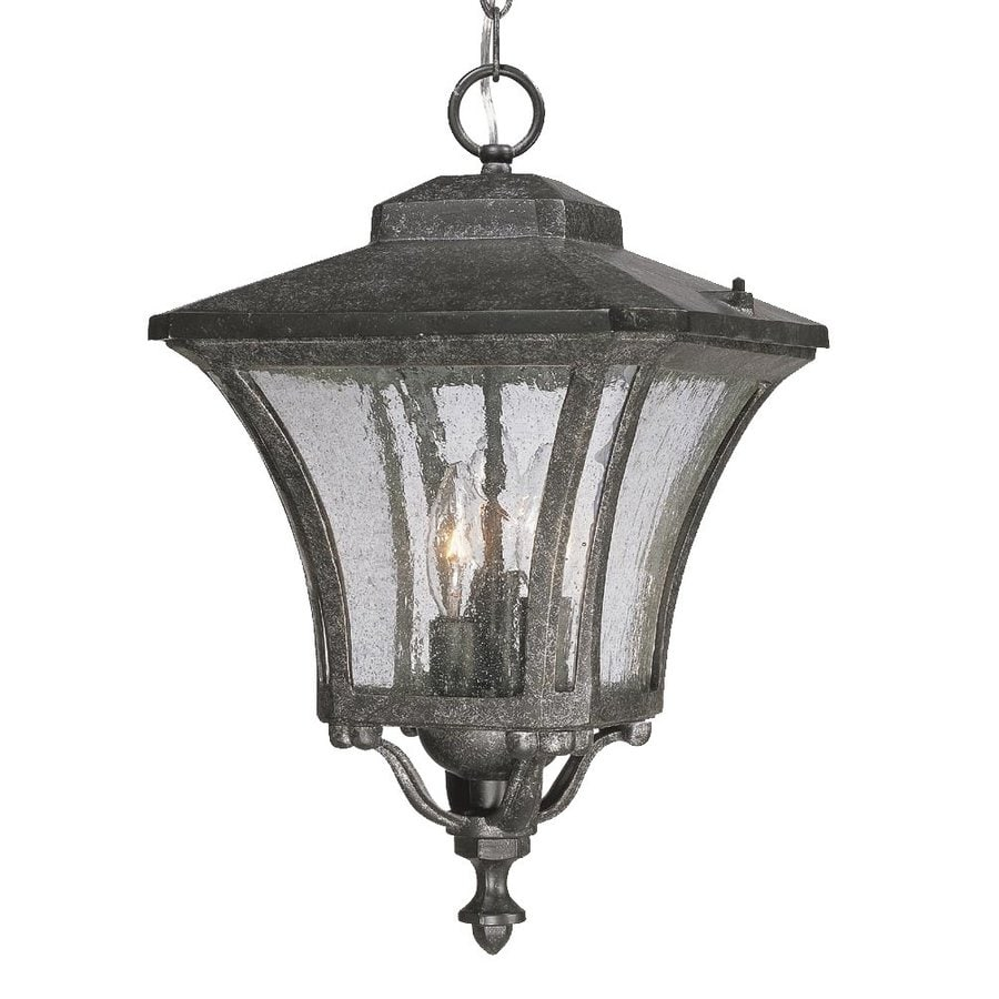 shop acclaim lighting tuscan 18 in outdoor pendant