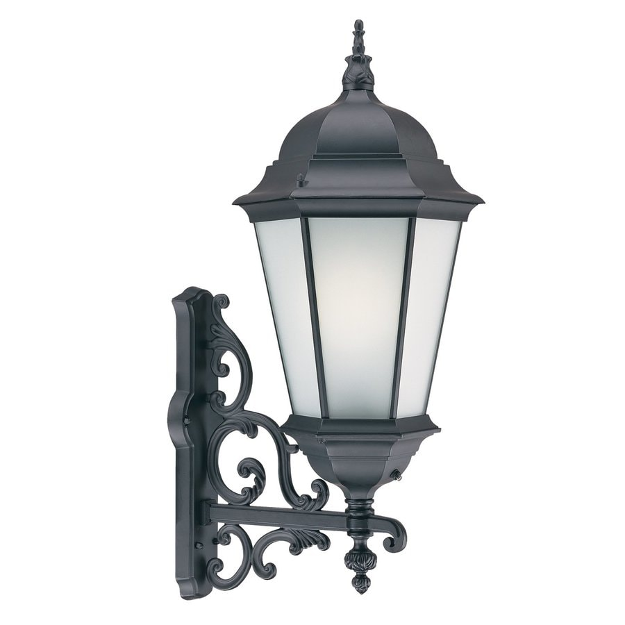 Acclaim Lighting Richmond 30.5-in H Matte Black Outdoor Wall Light