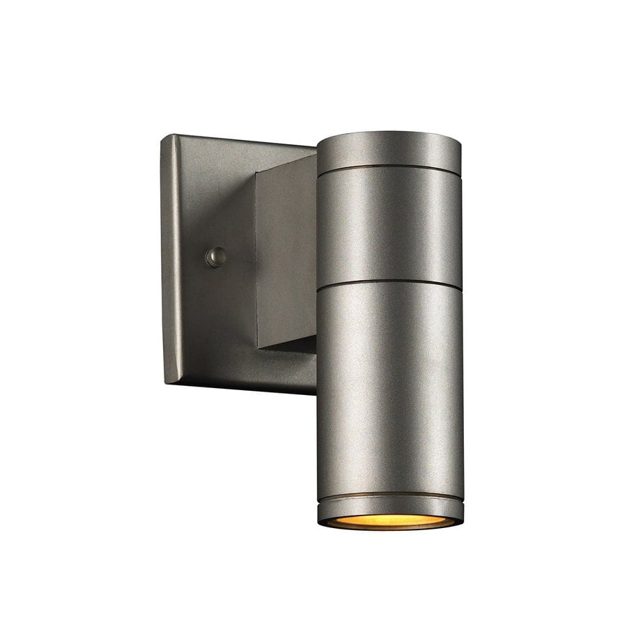 PLC Lighting Troll 7.5-in H Aluminum Outdoor Wall Light