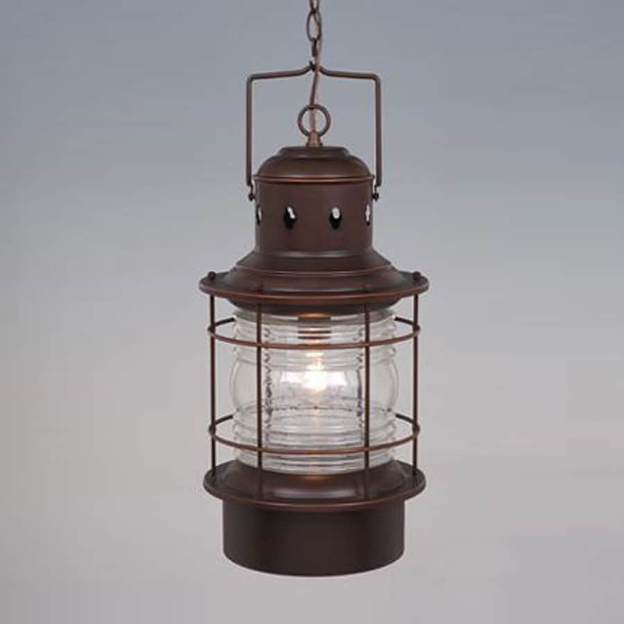 Shop Cascadia Lighting Nautical 22 In Burnished Bronze