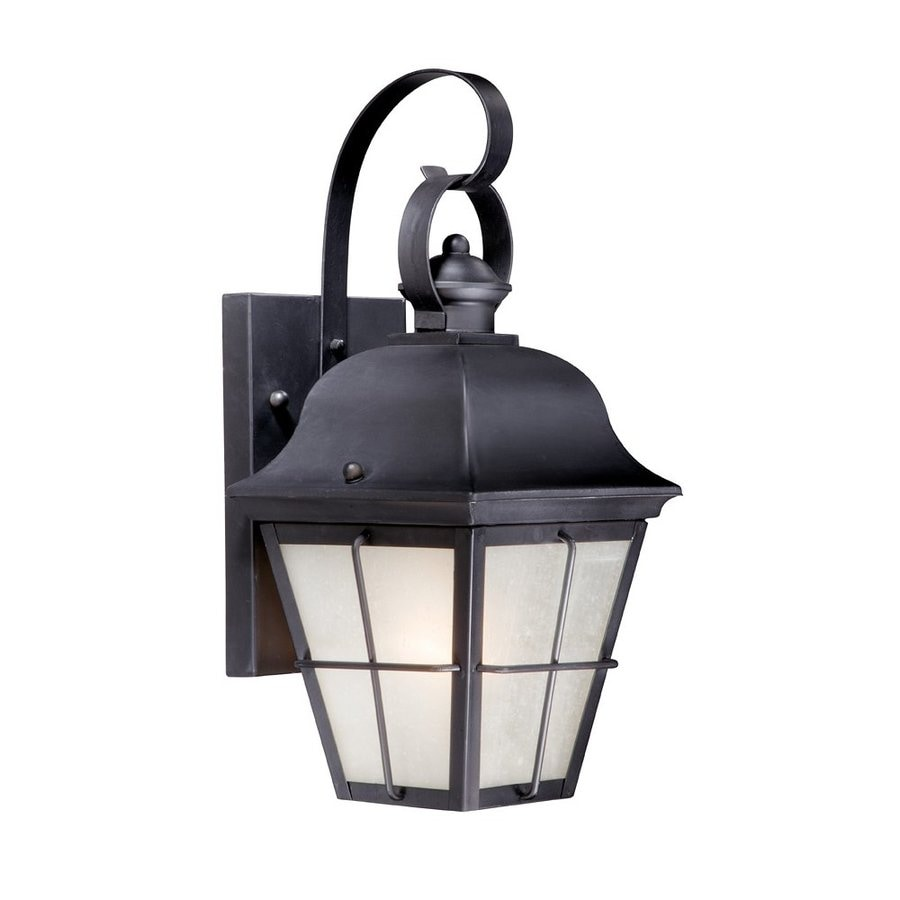 Cascadia Lighting New Haven 15-in H Oil-Rubbed Bronze Outdoor Wall Light