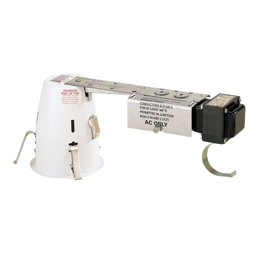 Nora Lighting Remodel Recessed Light Housing (Common: 4-in; Actual: 4.375-in)
