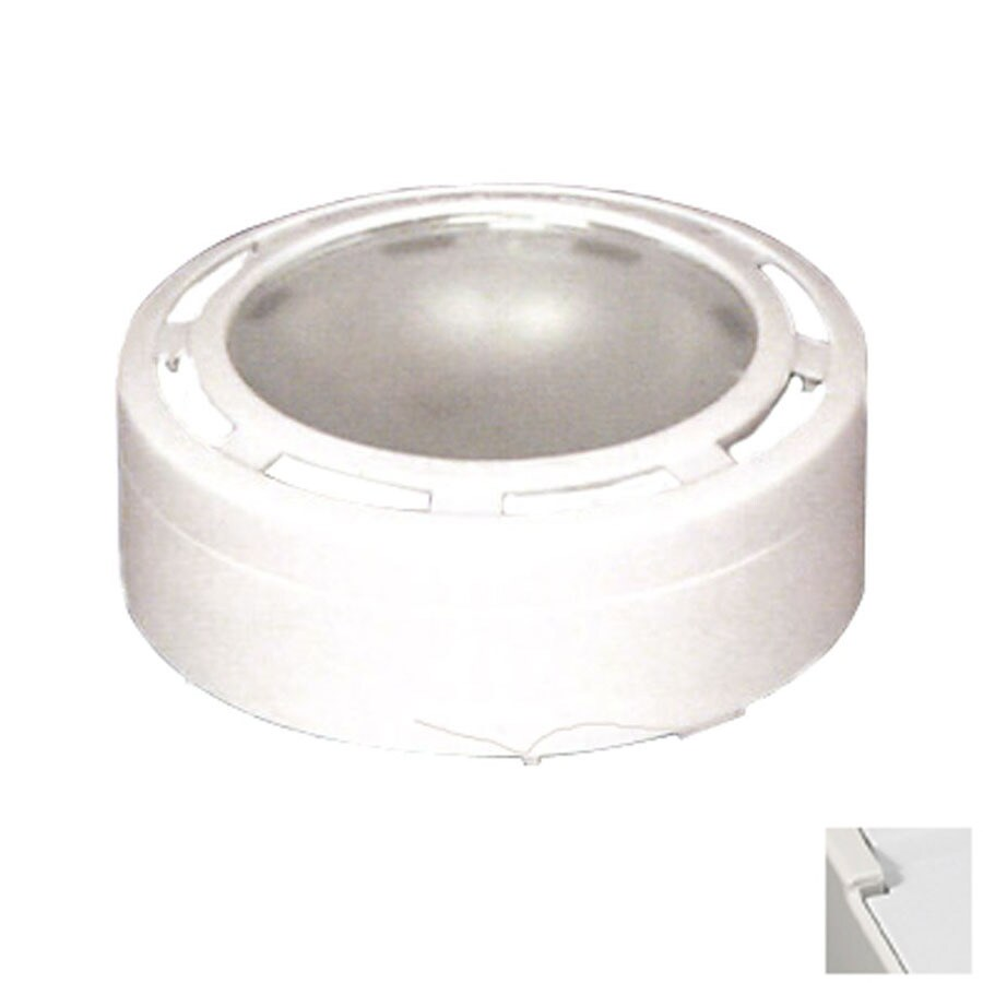 Genial Cascadia Lighting 2.625 In Hardwired Under Cabinet Halogen Puck Light