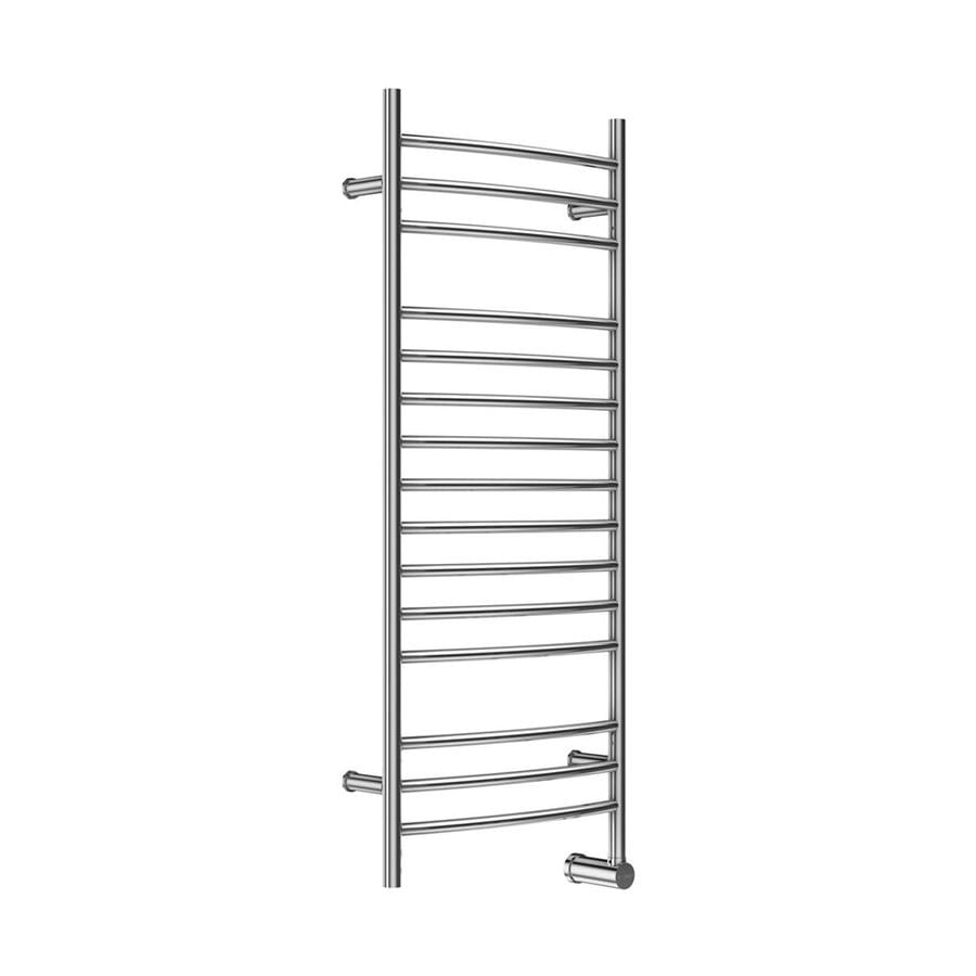Mr Steam Polished Stainless-Steel Towel Warmer