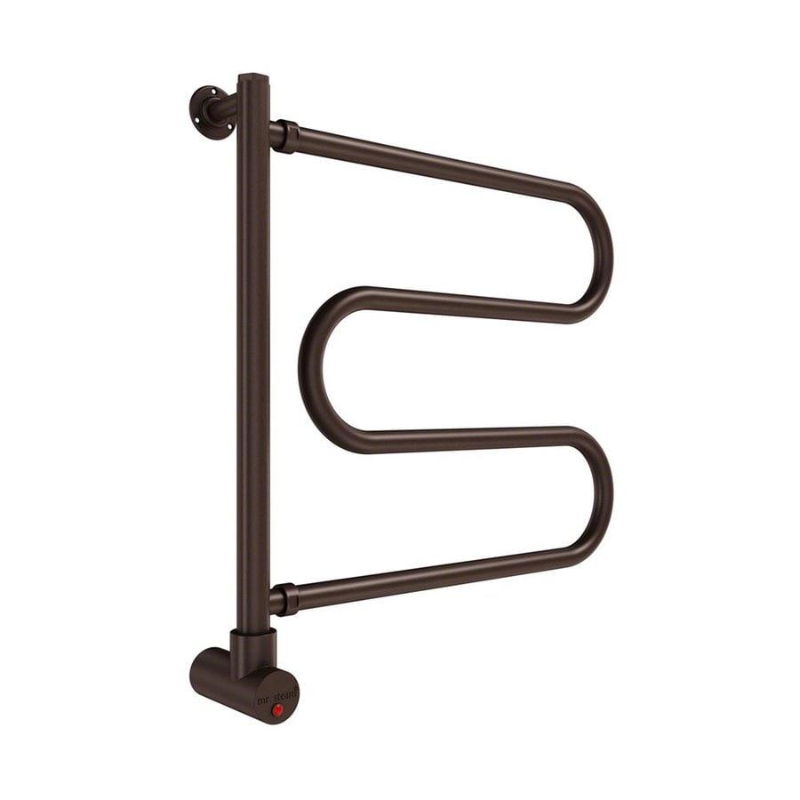Mr Steam Oil-Rubbed Bronze Towel Warmer