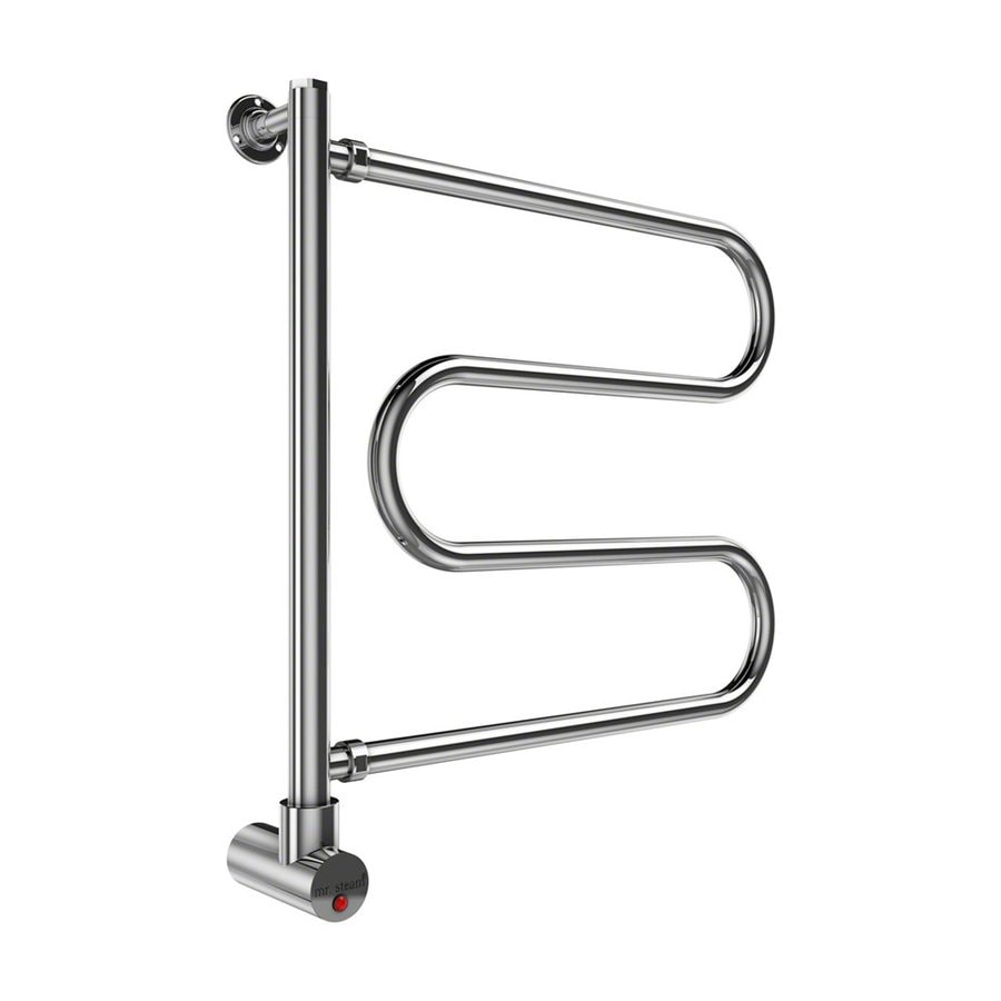 Mr Steam Polished Chrome Towel Warmer