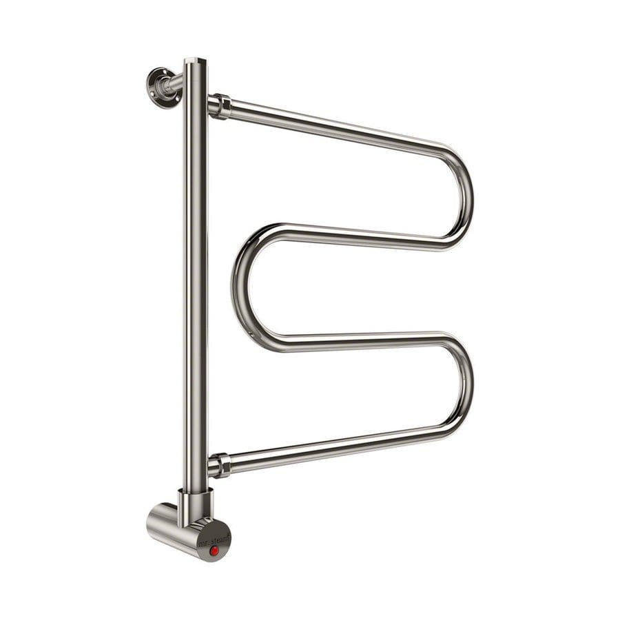 Mr Steam Polished Nickel Towel Warmer