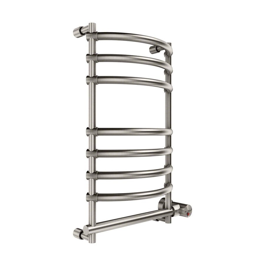 Mr Steam Brushed Nickel Towel Warmer