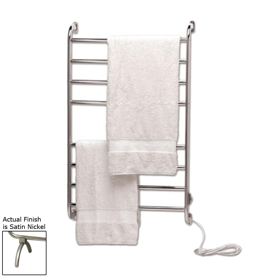 Warmrails Satin Nickel Towel Warmer
