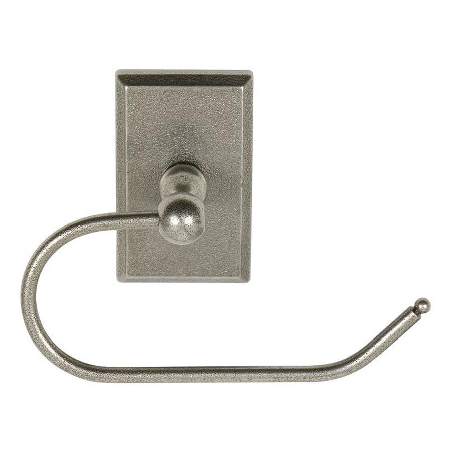The Delaney Company 1000 Series Aged Pewter Surface Mount Toilet Paper Holder