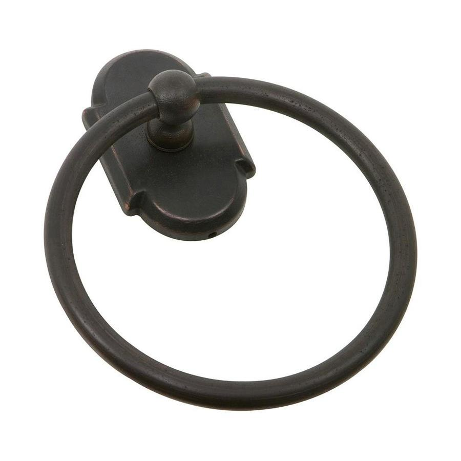 The Delaney Company 1000 Series Aged Bronze Wall-Mount Towel Ring