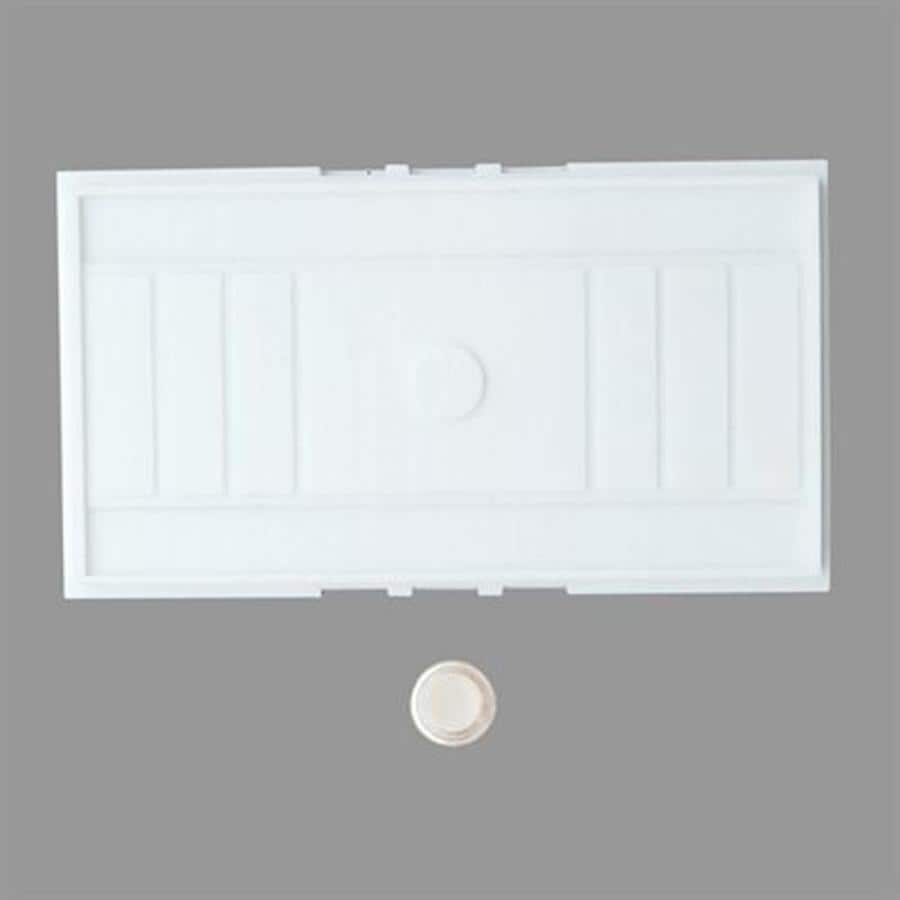 Nicor Lighting White Doorbell Kit