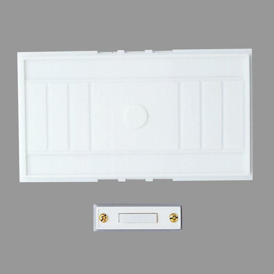 Nicor Lighting White Doorbell Kit