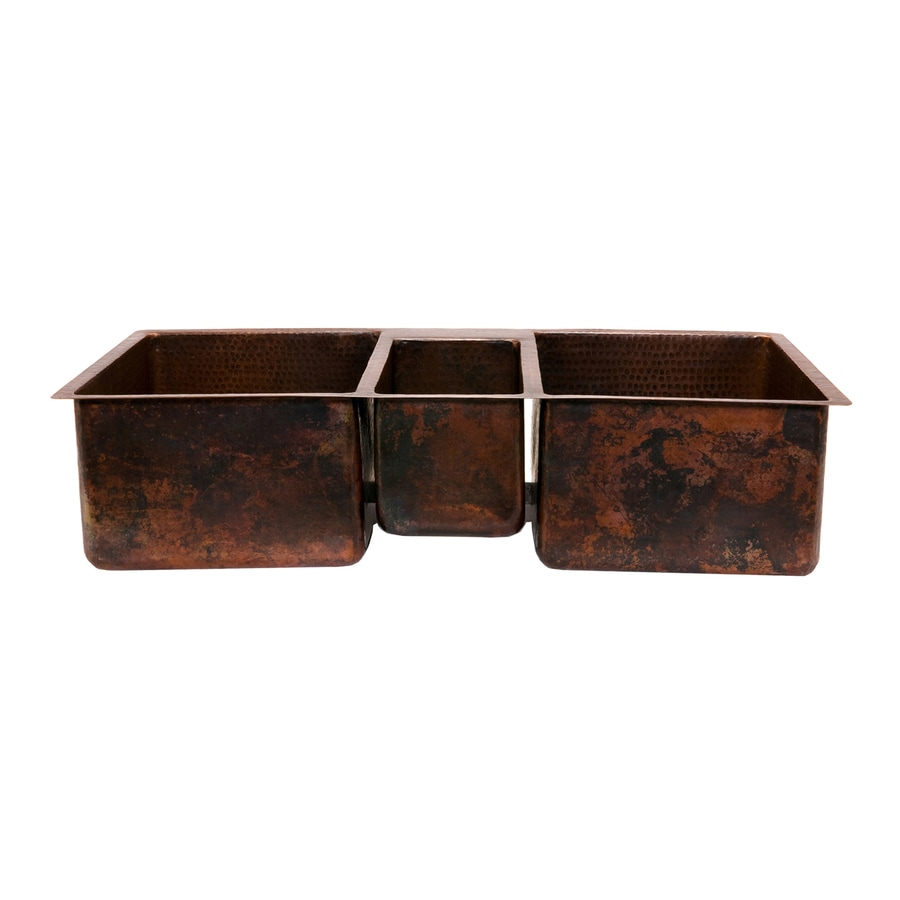 Premier Copper Products 22 In X 42 Oil Rubbed Bronze Triple