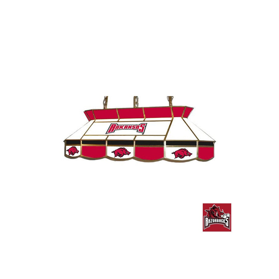 Shop Sports Fan Products Brass Pool Table Lighting At