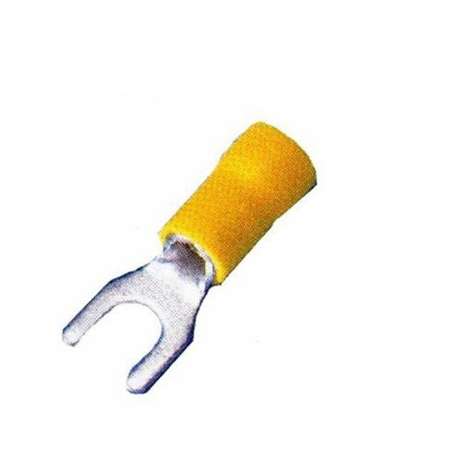 Morris Products 25-Count Spade Wire Connectors