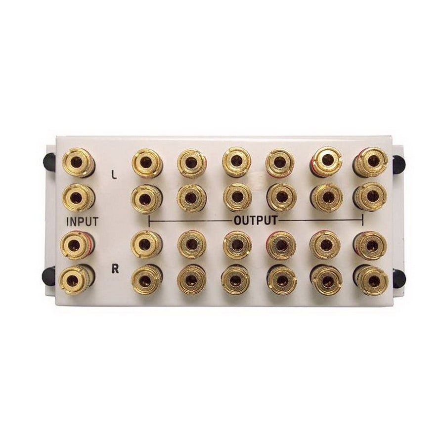 Morris Products Banana Plug Audio Connector