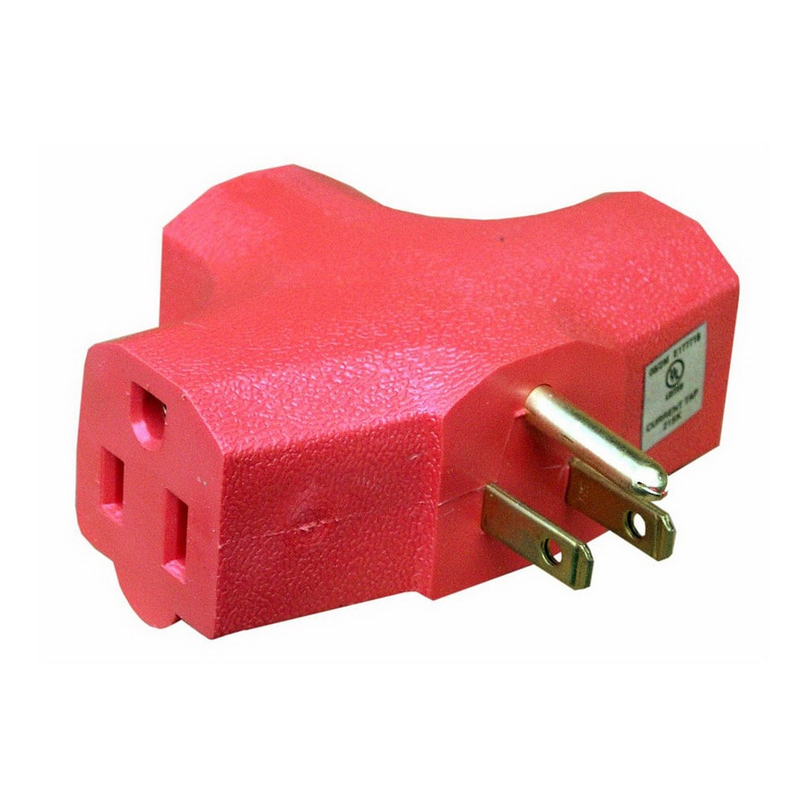 Morris Products Single to Triple Basic Adapter
