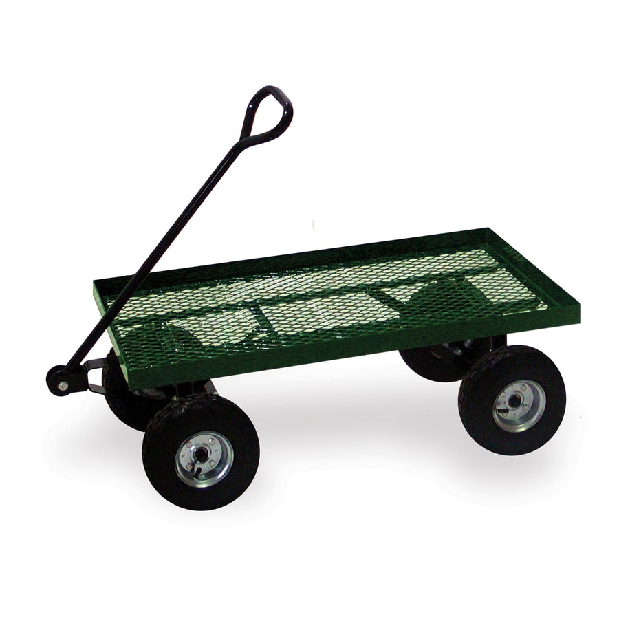 Shop Buffalo 550 Cu Ft Steel Yard Cart At Lowes Com
