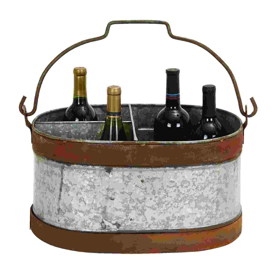 Woodland Imports 2-Gallon Beverage Cooler