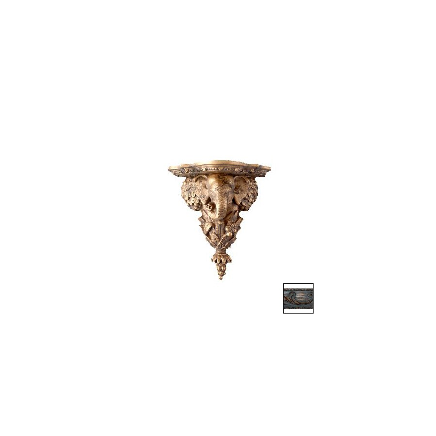 Hickory Manor House 9.5-in Corbel