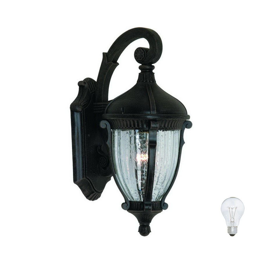 Artcraft Lighting Annapolis 18-in H Oil-Rubbed Bronze Outdoor Wall Light