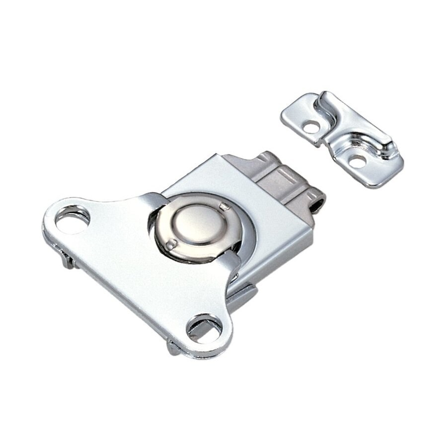 Sugatsune Polsihed Stainless Steel Entry Door Night Draw Latch