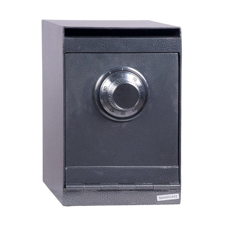 Hollon Combination Lock Drop Box Safe