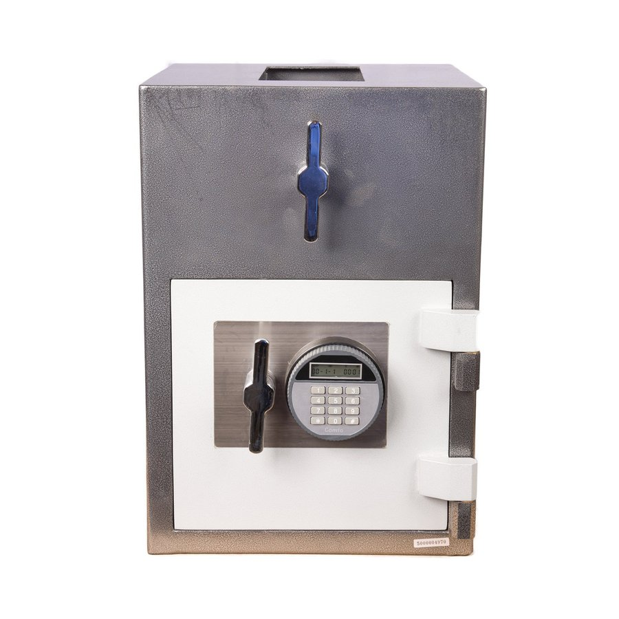 Hollon Electronic/Keypad Drop Box Safe