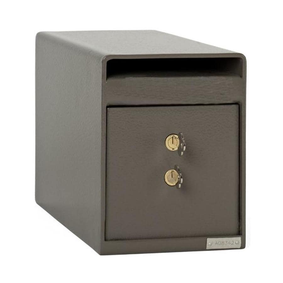 SoCAL Safe Keyed Drop Box Safe