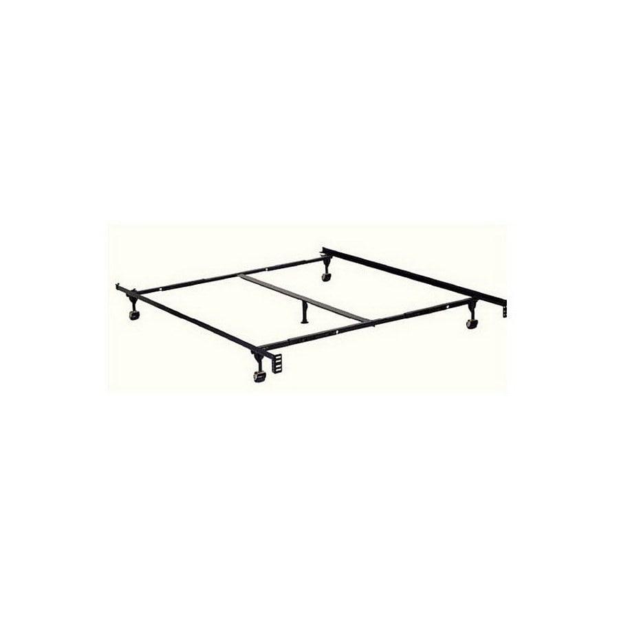 Furniture of America Black Full/Queen Bedframe