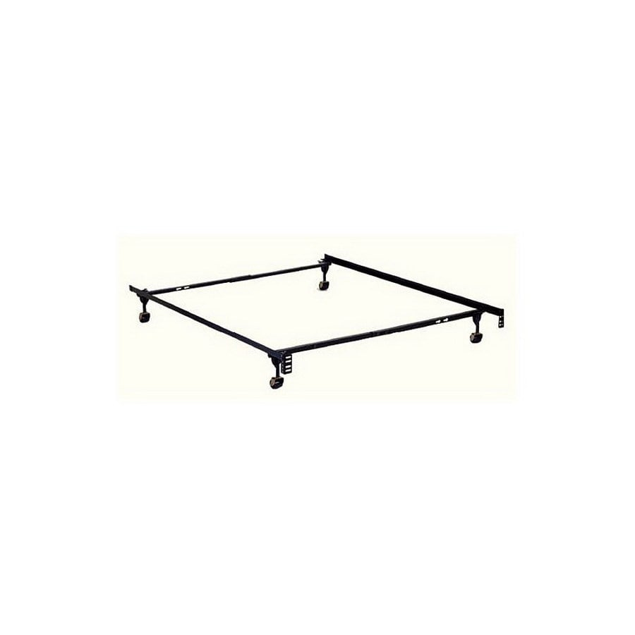 Furniture of America Black Twin/Full Bedframe