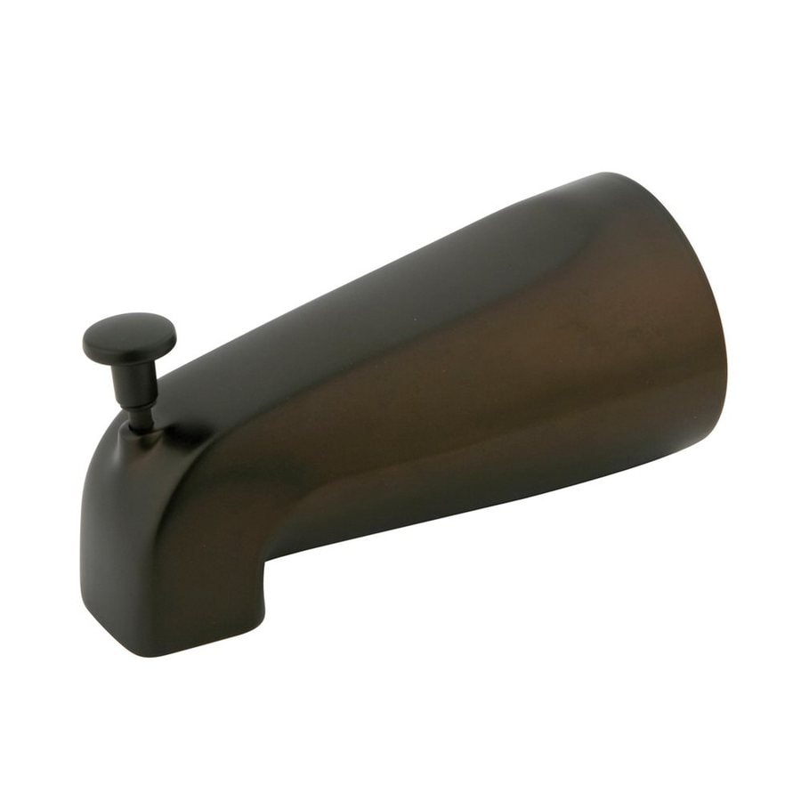 Elements Of Design Oil Rubbed Bronze Bathtub Spout With Diverter