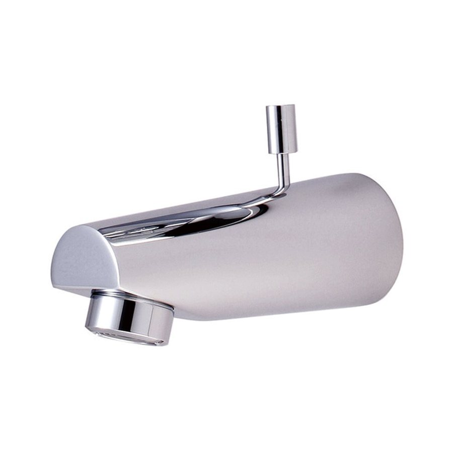 Elements of Design Chrome Tub Spout with Diverter