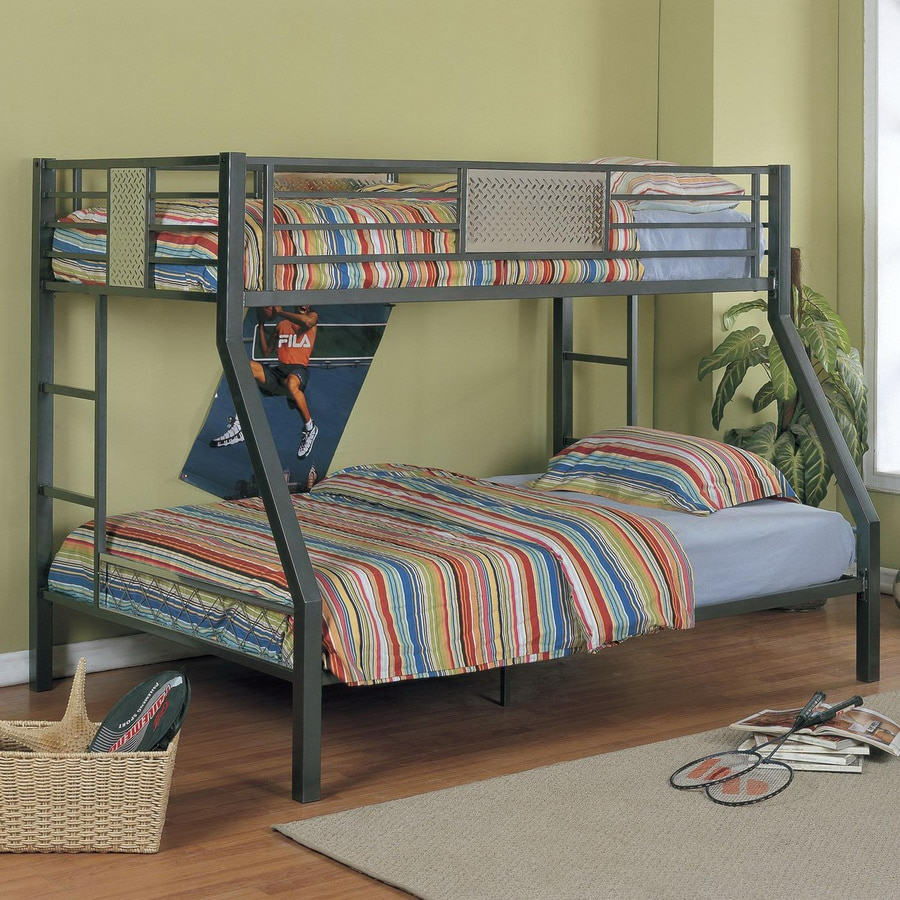 Cheap Hardwood Flooring Murphy Nc: Powell Monster Bunk Bed At Lowes.com