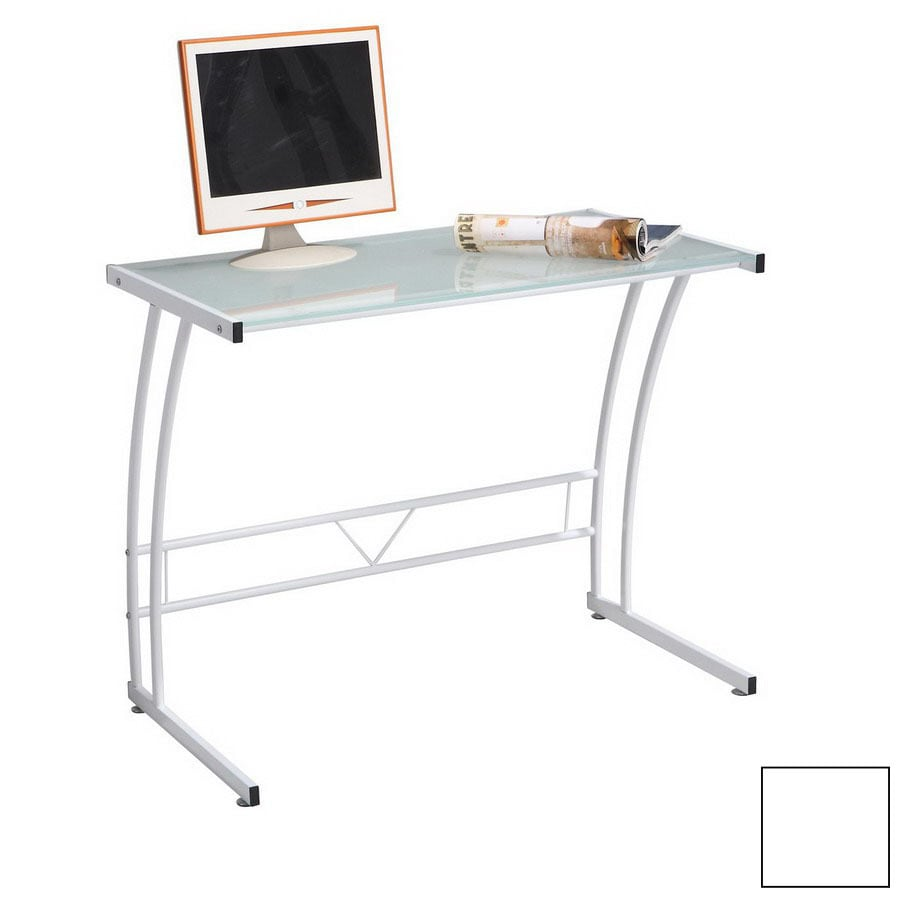 Lumisource Sigma Contemporary Computer Desk