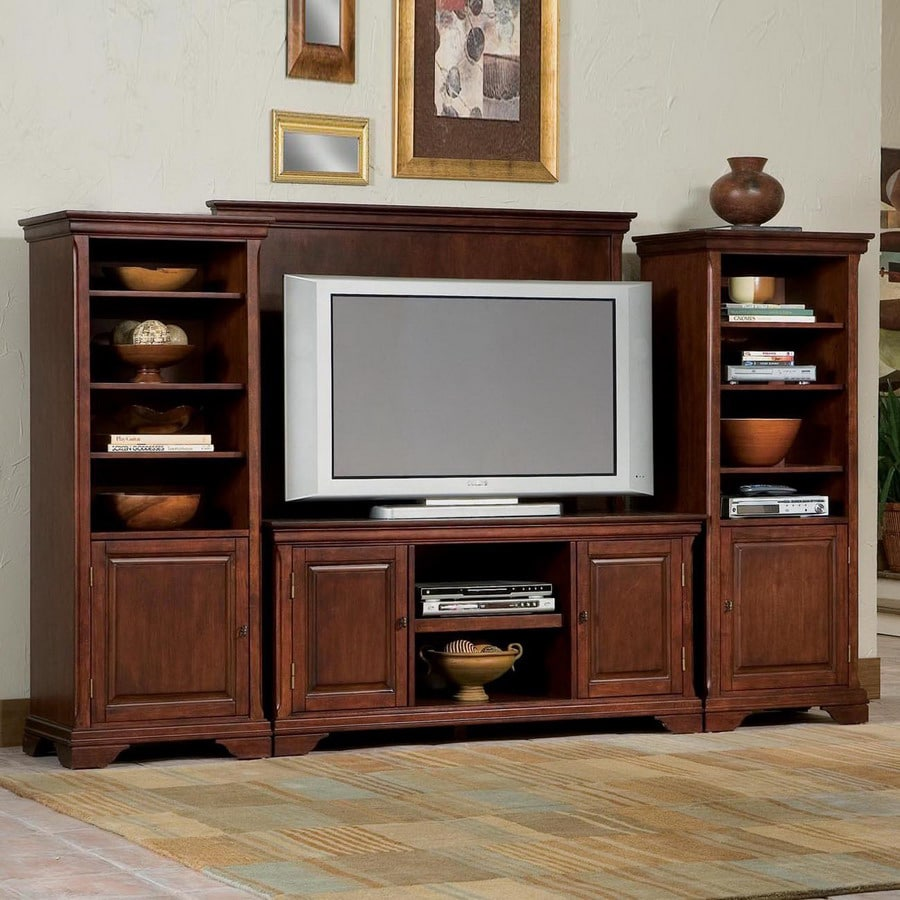 Shop Home Styles Lafayette Cherry Television Entertainment