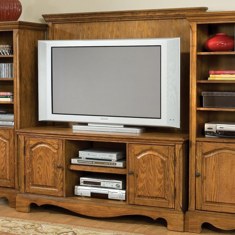 Shop Home Styles Country Casual Oak Television