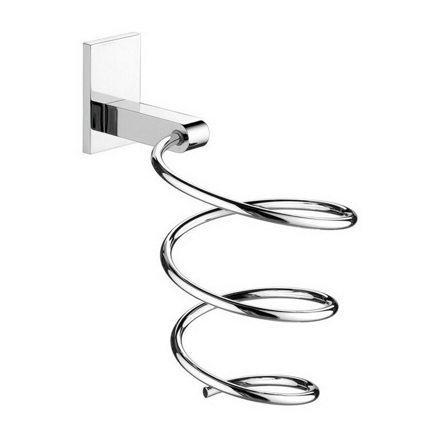 Nameeks Hairdryer Supports Chrome Cromall Hair Dryer Holder