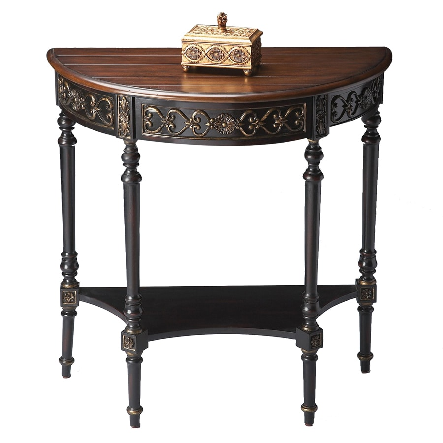 Butler Specialty Artists Originals Cafe Nouveau Half Round Console And Sofa Table