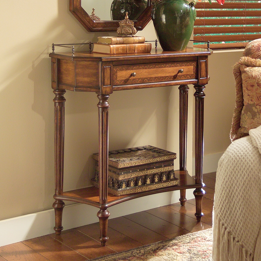 Shop Butler Specialty Umber Console Table At
