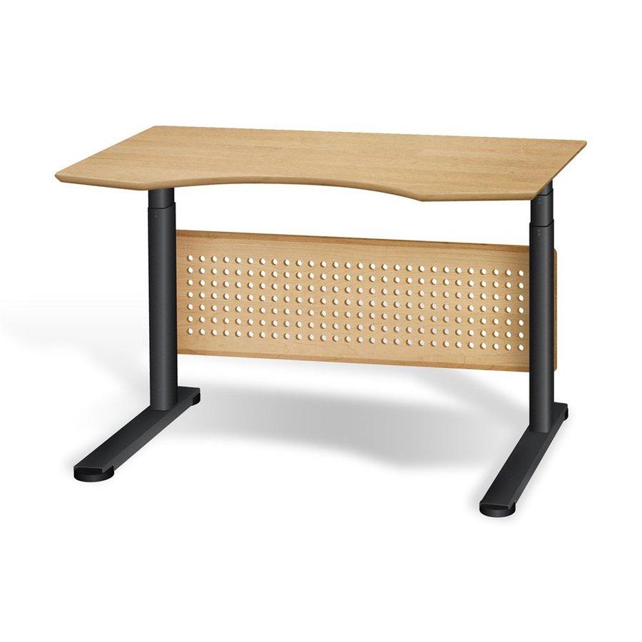 Jesper Office Maple Adjule Standing Desk