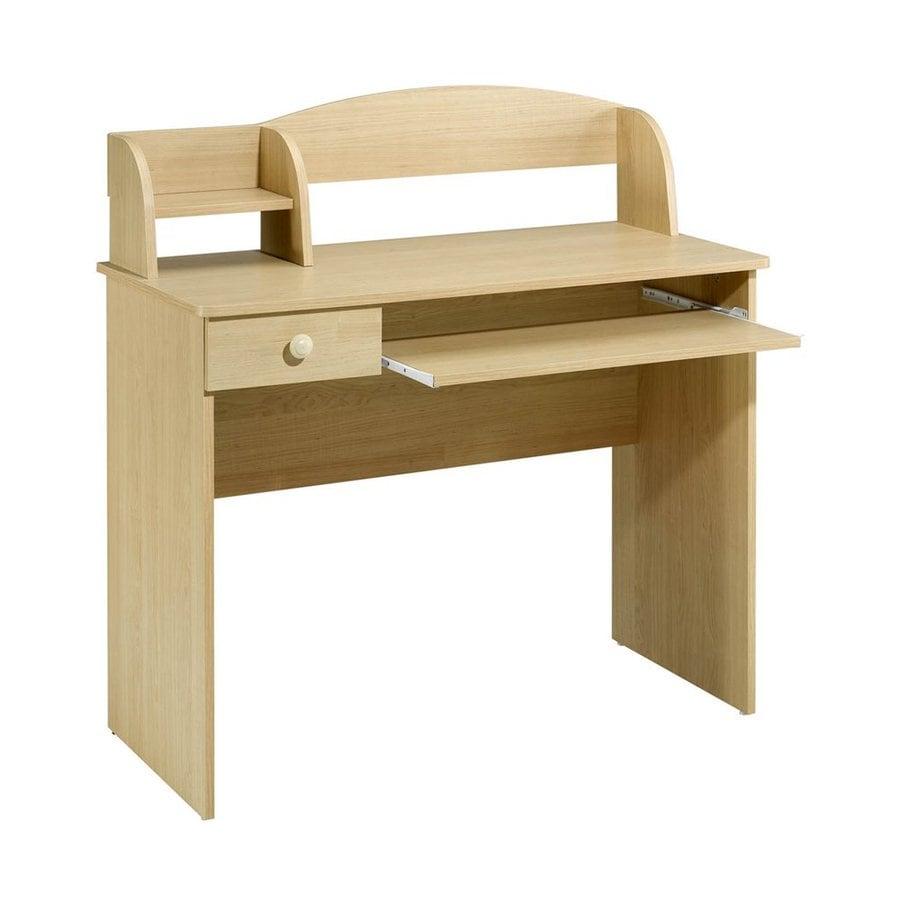 Nexera Alegria Transitional Natural Maple Student Desk