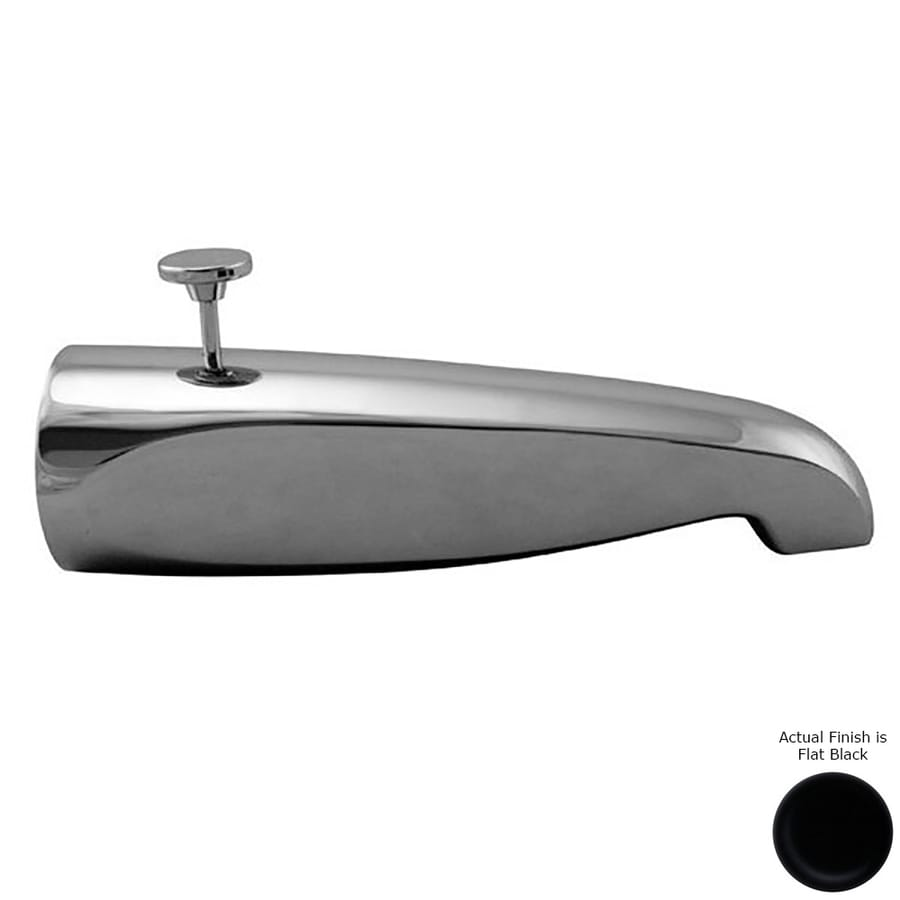 Westbrass Tub Spout with Diverter