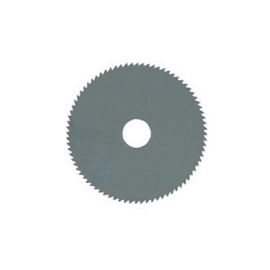 Proxxon 2-in 80-Tooth Turbo Tungsten Carbide-Tipped Steel Circular Saw Blade