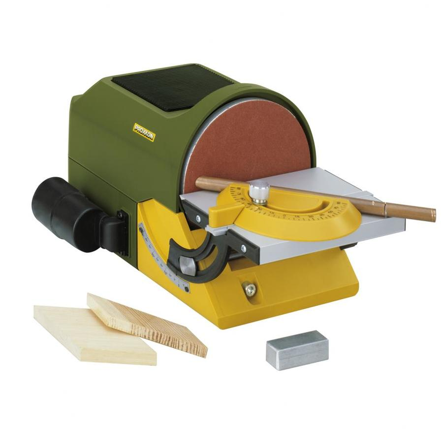 Shop Proxxon Disc Benchtop Sander At Lowes