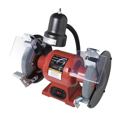 Stupendous Sunex Tools 8 In 3 4 Hp Bench Grinder With Light At Lowes Com Andrewgaddart Wooden Chair Designs For Living Room Andrewgaddartcom