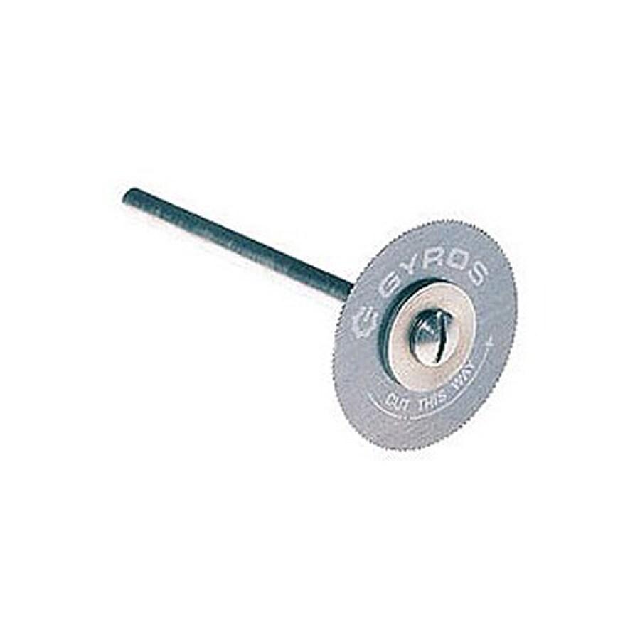 Gyros 10-Piece Steel Cutting Wheels